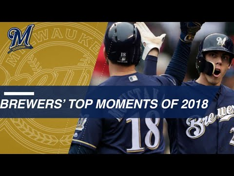 Video: Check out some of the Brewers' top moments from 2018