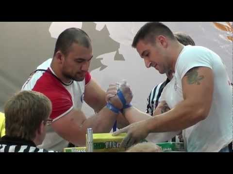 World Armwrestling Championship - Brazil 2012