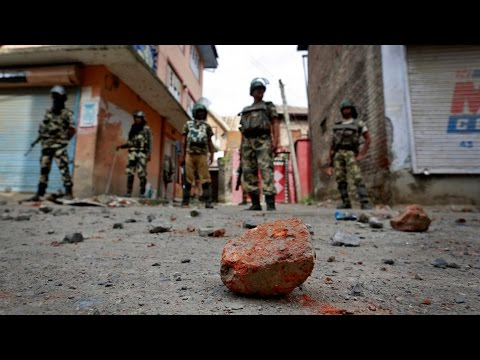 "Vijay Prashad on India's Crackdown in Kashmir: ""If This is Not an Occupation, What Else is It?"""