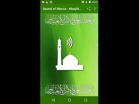 Video of Sound of Mecca