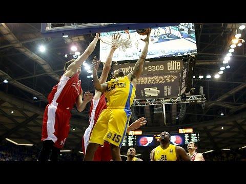 Highlights: Maccabi Electra Tel Aviv-Crvena Zvezda Telekom Belgrade