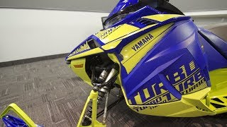 3. 2019 Yamaha Snowmobile Sneak Peek