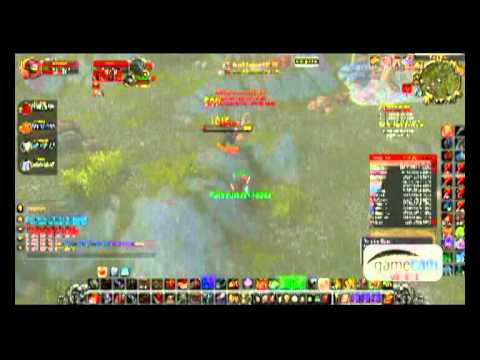 Rworld lvl80 arms warrior pvp video