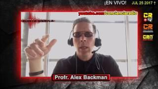 Alex Backman contesta las preguntas del auditorio en este video especial que hizo ¡en vivo! por YouTube.com/concienciaradio/live Manden sus preguntas por Twitter al hashtag #crpreguntasEsta información es presentada gracias a tu patrocinio. Apóyanos  con lo que puedas usando los siguientes medios:Paypal: concienciaradio@prodigy.net.mxOXXO BANAMEX SALDAZO 4766 8404 4986 2593 (sin comisión)Correo: info@concienciaradio.com Facebook:  fb.me/concienciaradionetwork Youtube: youtube.com/concienciaradio Gracias por apoyar el periodismo independiente. Conciencia Radio y CR Noticias es patrocinado por quienes ven nuestros videos investigaciones y reportajes.