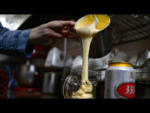 Vietnam: Café in Hanoi startet mit Bier-Ei-Cocktails  ...