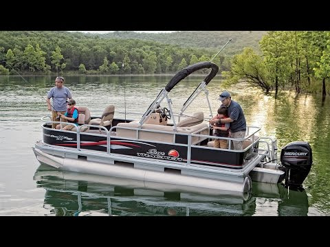 Sun Tracker Bass Buggy 18 DLXvideo