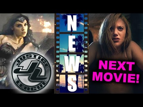 Wonder Woman & Justice League 2017 to begin filming! It Follows new movie! - Beyond The Trailer