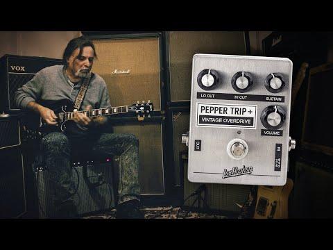 Pepper Trip+ pedal demo