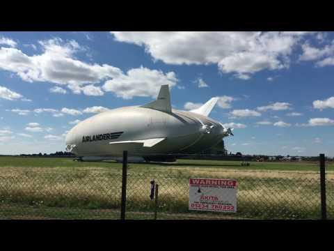 أكبر طائرة في التاريخ تستعد للطيران