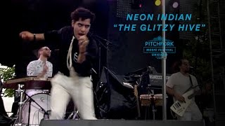 "Neon Indian Perform ""The Glitzy Hive"" 