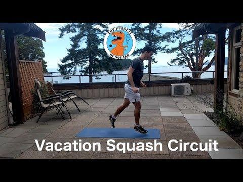 Vacation Workout - Strength & Endurance