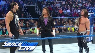 Nonton Baron Corbin Lays Out Dolph Ziggler  Smackdown Live  Dec  20  2016 Film Subtitle Indonesia Streaming Movie Download