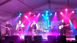 Portarlington Australia  City new picture : Highlander Celtic Rock Band Australia - Loch Lomond @ Portarlington