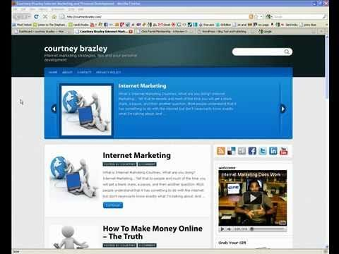 Install WordPress Locally On Your Home Computer And Practice Making Your Webpage