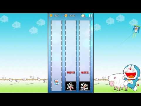 【益智手遊】「哆啦A夢之突破重圍」- 試玩 Doraemon: Hole in the wall
