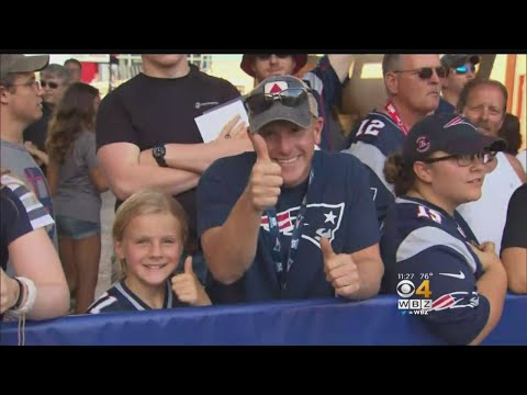 Fans Eager To See Patriots In Preseason Opener