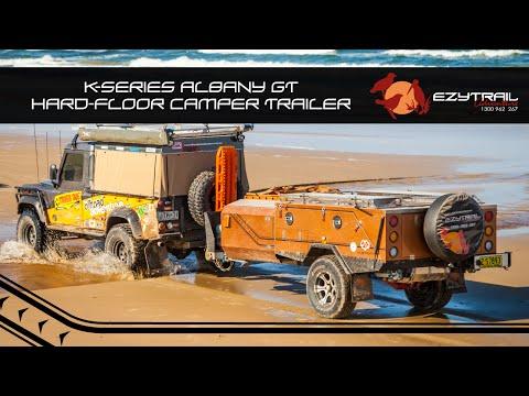 Ezytrail Camper Trailers M1 Buckland Series Videos part 1