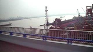 Jiangyin China  city pictures gallery : Jiangyin China Suspension Bridge