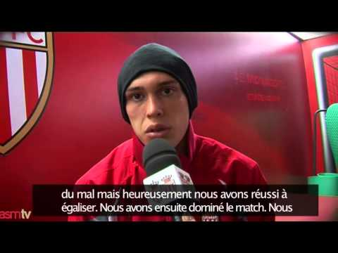 (J31) ASM FC - NIORT, les reactions