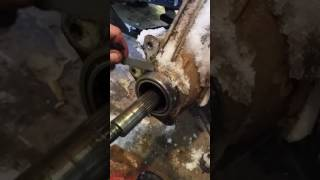 8. Polaris 4x4 magnetic coil hub fix