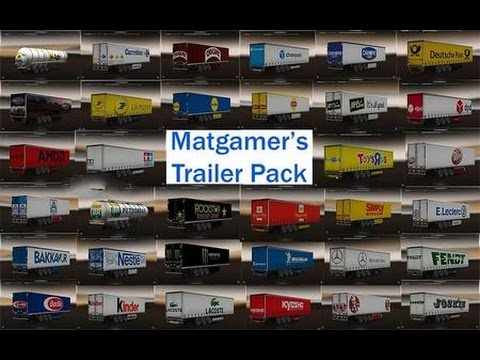 Matgamer's Trailer Pack v1.0