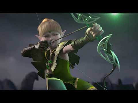 精灵王座1MV——Throne of Elves 1