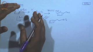 Mod-14 Lec-16 Lithiation for 5-membered heterocycles (Contd.)