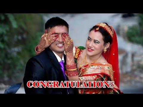 (RAJESH WEDS NEELAM    New Nepali Wedding Highlight    Poudel Digital Gulmi - Duration: 5 minutes, 22 seconds.)