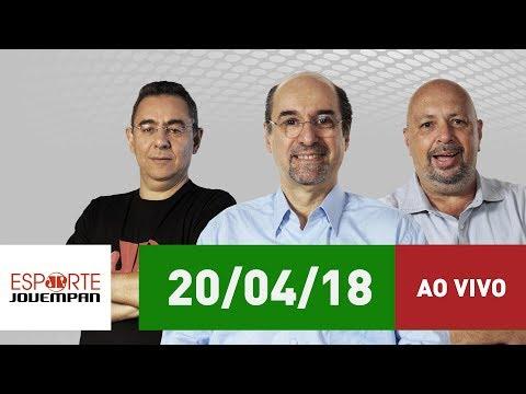 Esporte em Discussão - 20/04/2018
