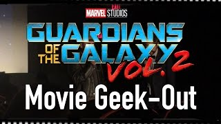 I was fortunate enough to go to the Canadian premiere of Guardians of the Galaxy Vol. 2 with Malachi! Michael Rooker was there too. This is a spoiler free re...