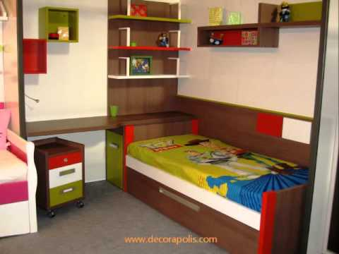 Mobiliario juvenil feria del mueble zaragoza 2012 - Mobiliario infantil zaragoza ...