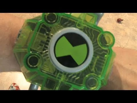Classic Toy Room – BEN 10 ALIEN CREATION TRANSPORTER review