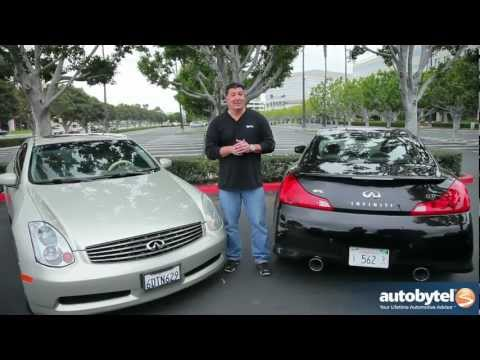 2012 Infiniti G37 Coupe Video Road Test and Review