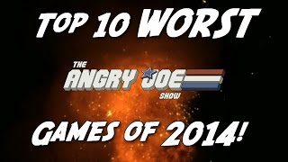 Video Top 10 WORST Games of 2014! MP3, 3GP, MP4, WEBM, AVI, FLV Maret 2018