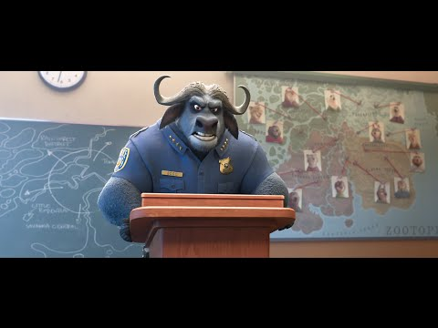 Disney s Zootopia Teaser Clip  Elephant in the