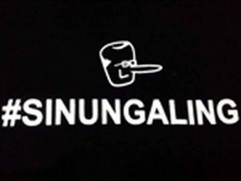 #‎Sinungaling‬ sa Trinoma, Marso 22, 2015 Flash Mob