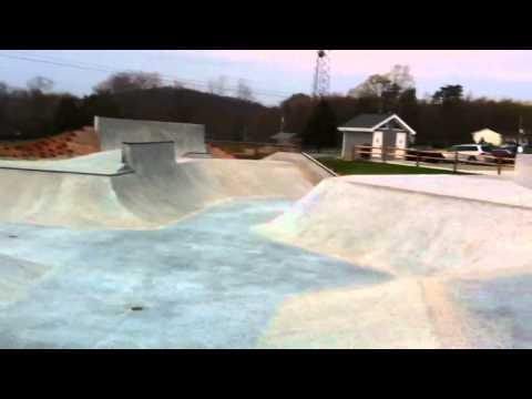 Falling Creek Skate Park Bedford, VA