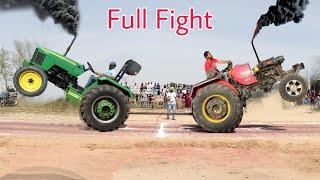 john deere 5310 vs arjun novo 605 tractor tochan full fight