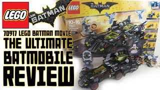 MJ reviews The LEGO Batman Movie brand new Summer 2017 set, The Ultimate Batmobile which was purchased from Smyths.►My Food Reviews! http:www.youtube.com/user/foodreviewuk►Daily VLOG: https://www.youtube.com/user/MichaelJamiesonsLife►Instagram - www.instagram.com/rezourceman►Flick - www.flickr.com/rezourcemanBusiness Enquiries - michaeljamiesoncomedy@gmail.com