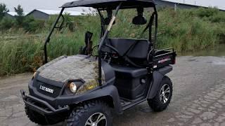 2. 200 VX Hunting Edition Utv Utility Vehicle Brand New For Sale