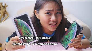 Video IPHONE XS MAX - UNBOXING & FIRST IMPRESSION - Kehilangan Ginjal ( Indonesia ) MP3, 3GP, MP4, WEBM, AVI, FLV November 2018