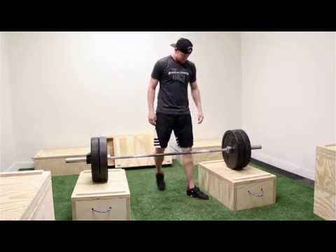video of: Product Spotlight * Jerk Blocks * Carolina Fitness Equipment