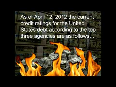 United States credit rating lowered...end of the dollar draws near.