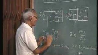 Lecture - 30 Network Functions (1)