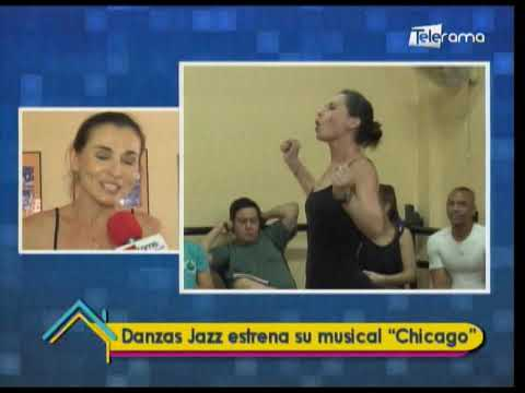 Danzas Jazz estrena su musical Chicago