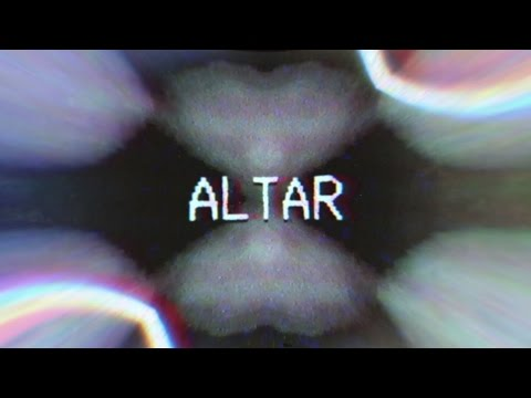 Sweater Beats - Altar (feat. R.LUM.R) [Lyric Video]