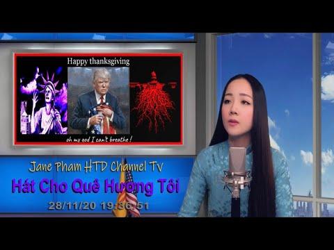Jane Live #72 Hát Cho Quê Hương Tôi