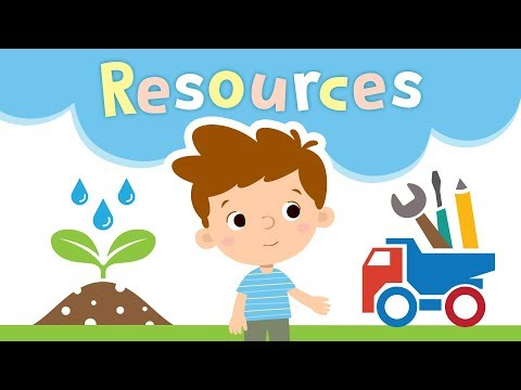 Human, Capital & Natural Resources for Kids   Types of Resources   Kids Academy