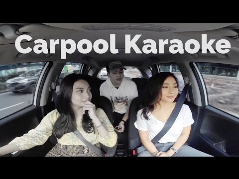 CARPOOL KARAOKE With Nikita Willy