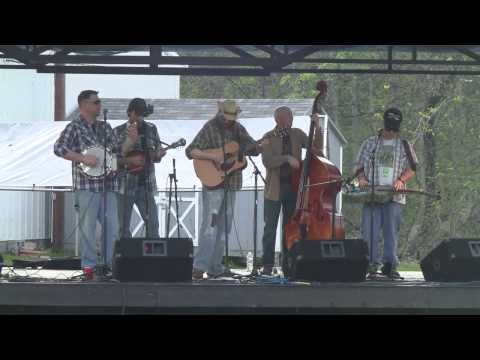 Mama Corn at Spring Pickin' (5-3-13) : Aragon Mill